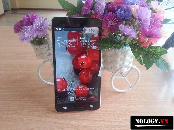 điện thoại LG Optimus Gk - một siêu phẩm công nghệ