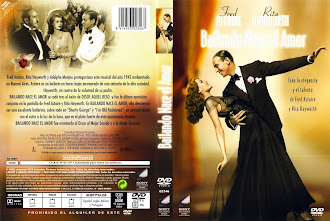 Carátula dvd: Bailando nace el amor (1942) (You were never)