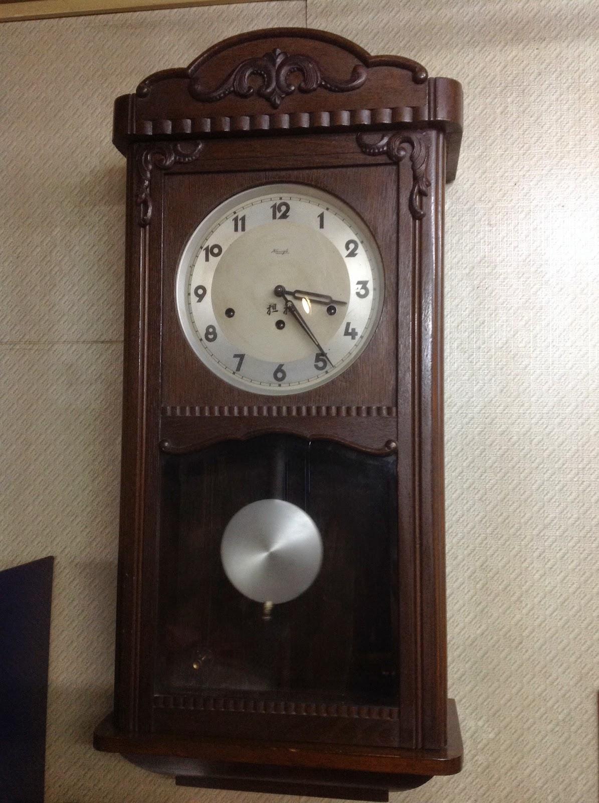 Clock repair in kuala lumpur for Kienzle wall clock parts