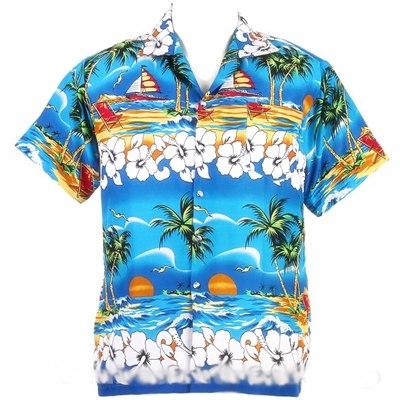 Model Baju Kemeja Pantai Pria Terbaru 2015