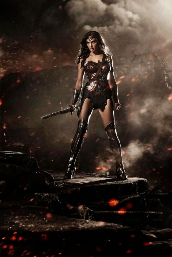 San Diego Comic-Con 2014 First Look: Batman v. Superman's Gal Gadot as Wonder Woman
