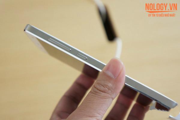 Phím tăng giảm âm lượng trên Xiaomi Mi4