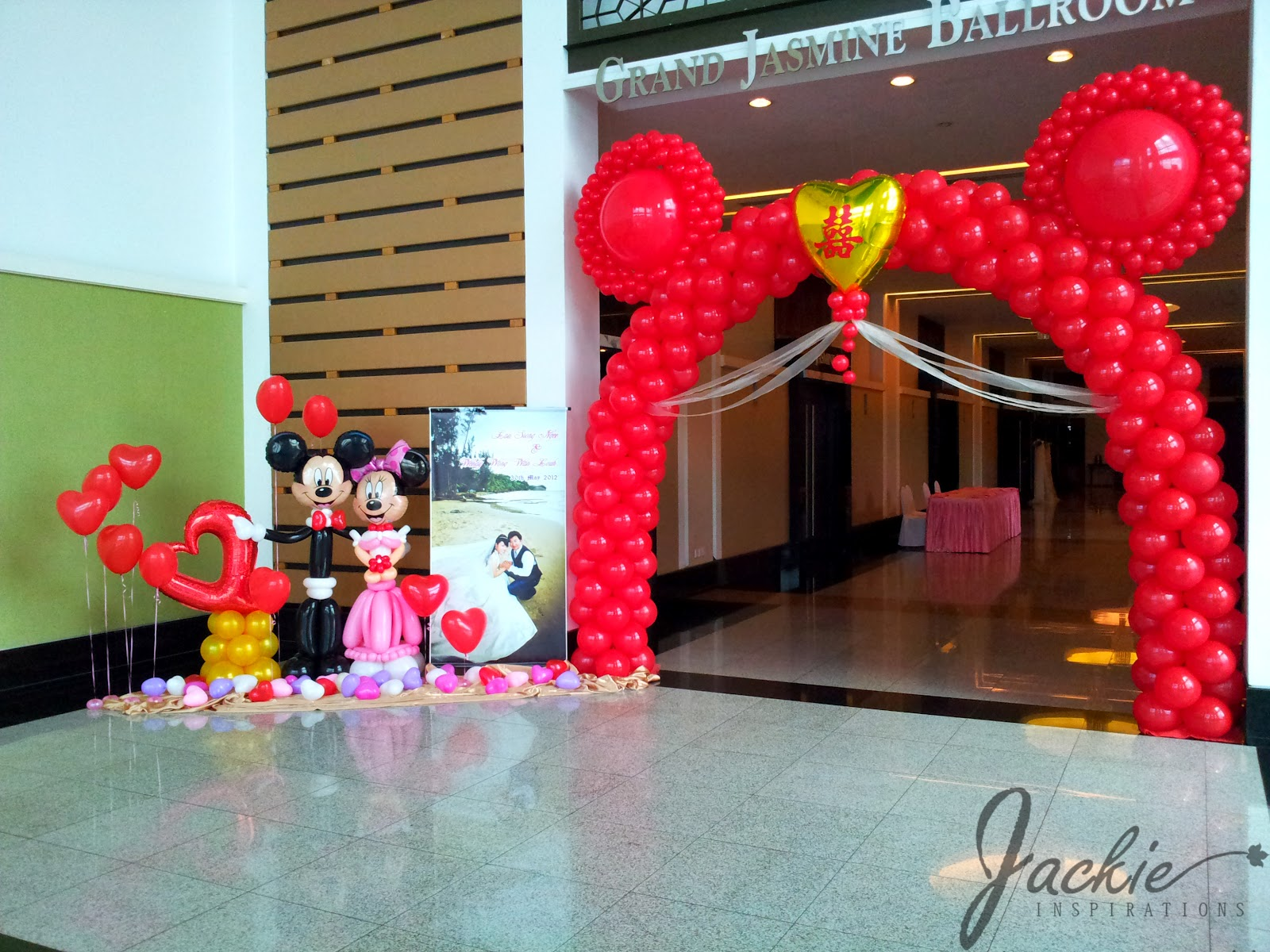 Birthday party balloon decoration party favors ideas for Balloon decoration courses in london