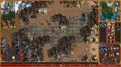 Screenshot: Heroes of Might & Magic III HD Apk