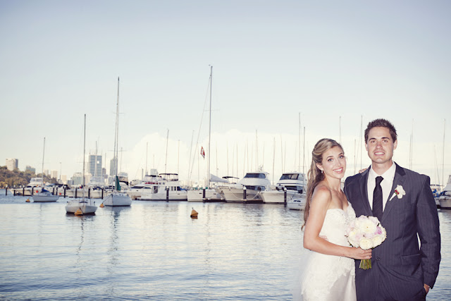 Matilda Bay Foreshore wedding