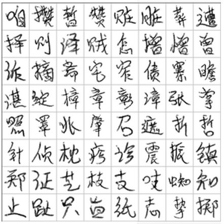 Chinese Handwriting Software