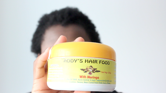 addy's hair food