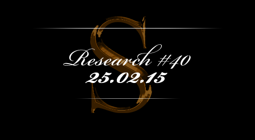 Research #40 - 25.02.15