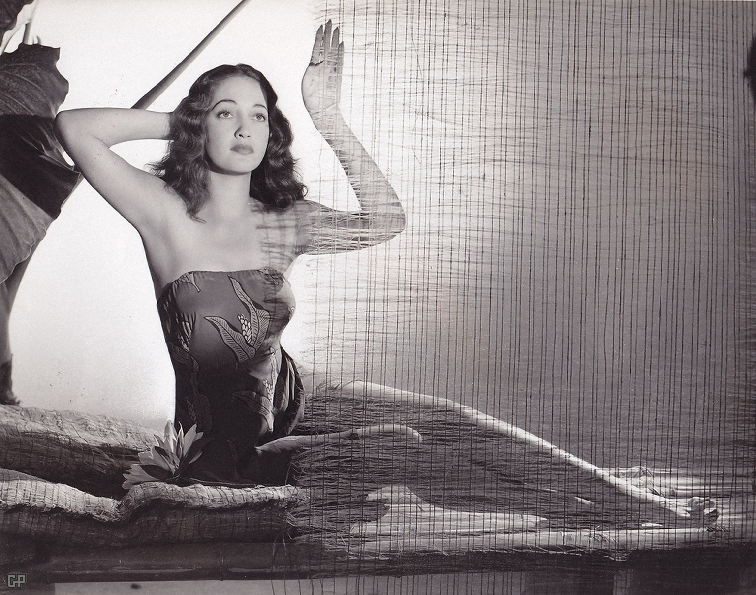 Hacked: Dorothy Lamour Nude