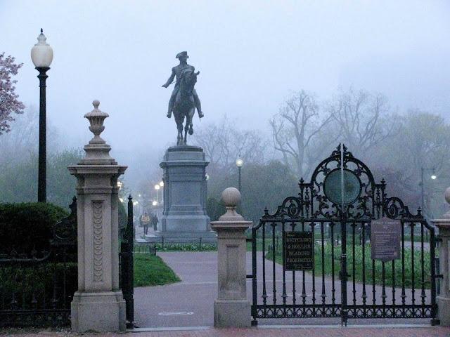 Boston's-Public-Garden