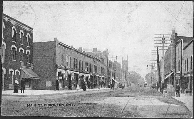 Main Street, Brampton, Ontario