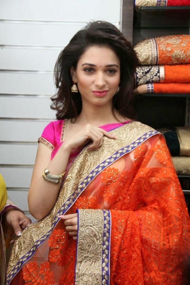 Tamanna at Trisha Showroom