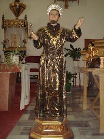 San Cayetano, patrón de Gor