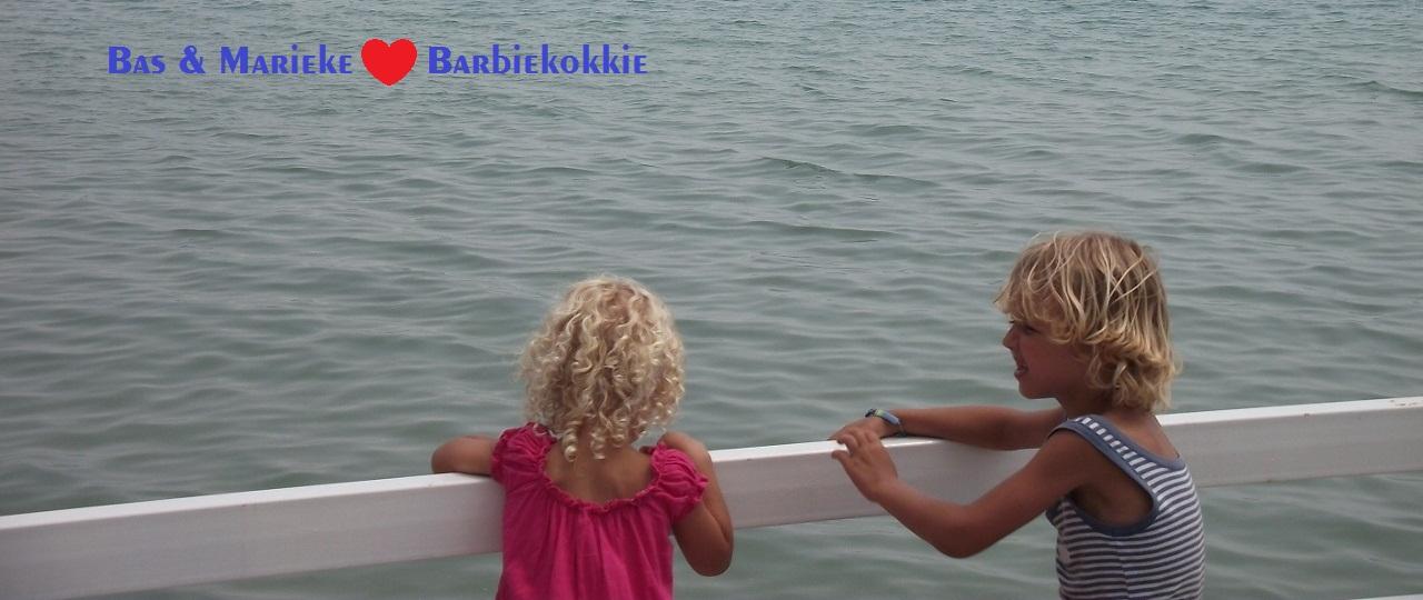 Bas & Marieke love Barbiekokkie