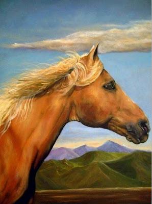 caballo-en-paisaje