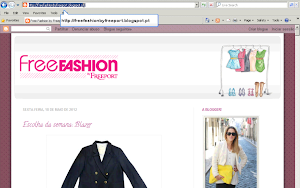 Saiba como tornar-se seguidor/membro do blog Free Fashion !