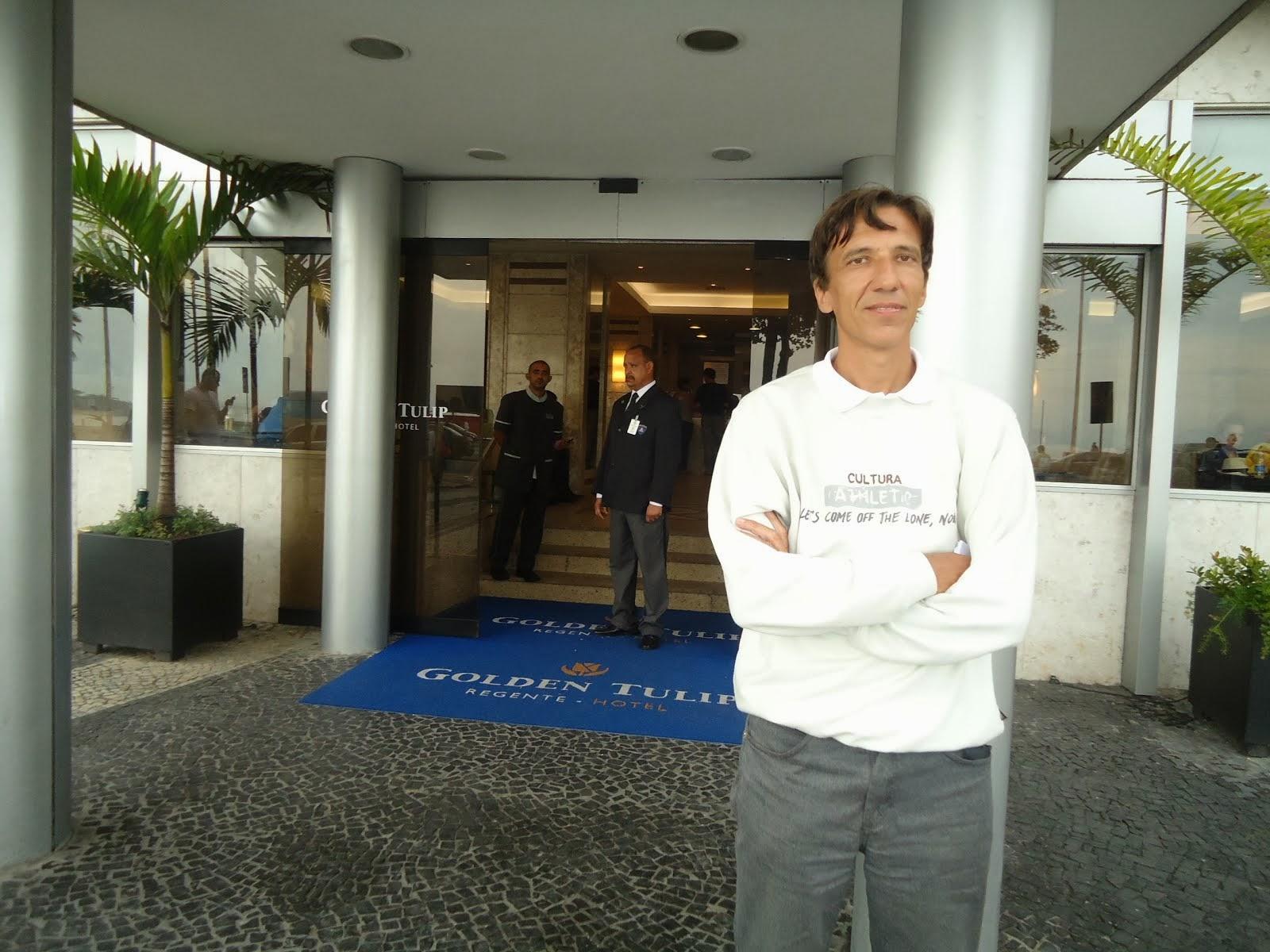 Charla de Literatura en Brasil (2011)
