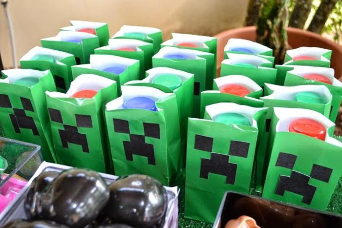 Idéias Decoração Minecraft