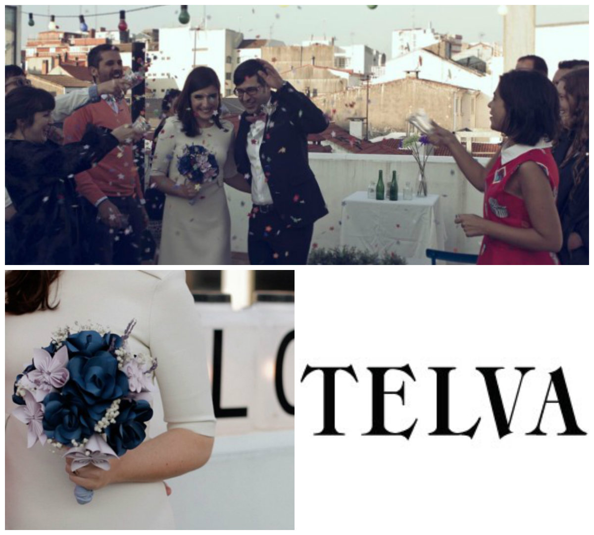 Anaquiños en Telva.com MI GRAN BODA HIPSTER