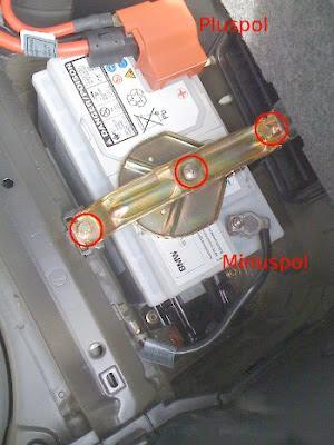 E46 bmw batterie leer ständig Auch meine