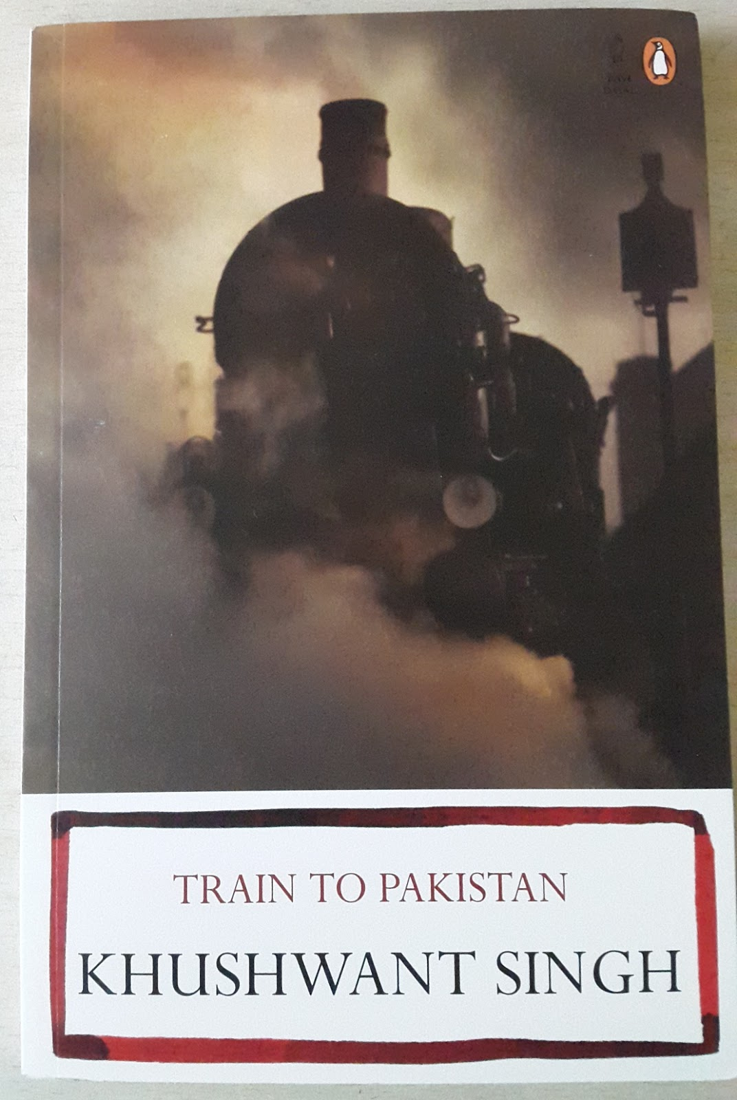 train to pakistan writer