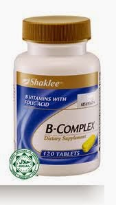 B-Complex untuk Ibu Hamil