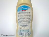 Ingredientes y valores nutricionales de la salsa tipo mayonesa light LINESSA de Lidl con sólo un 15% de grasa.