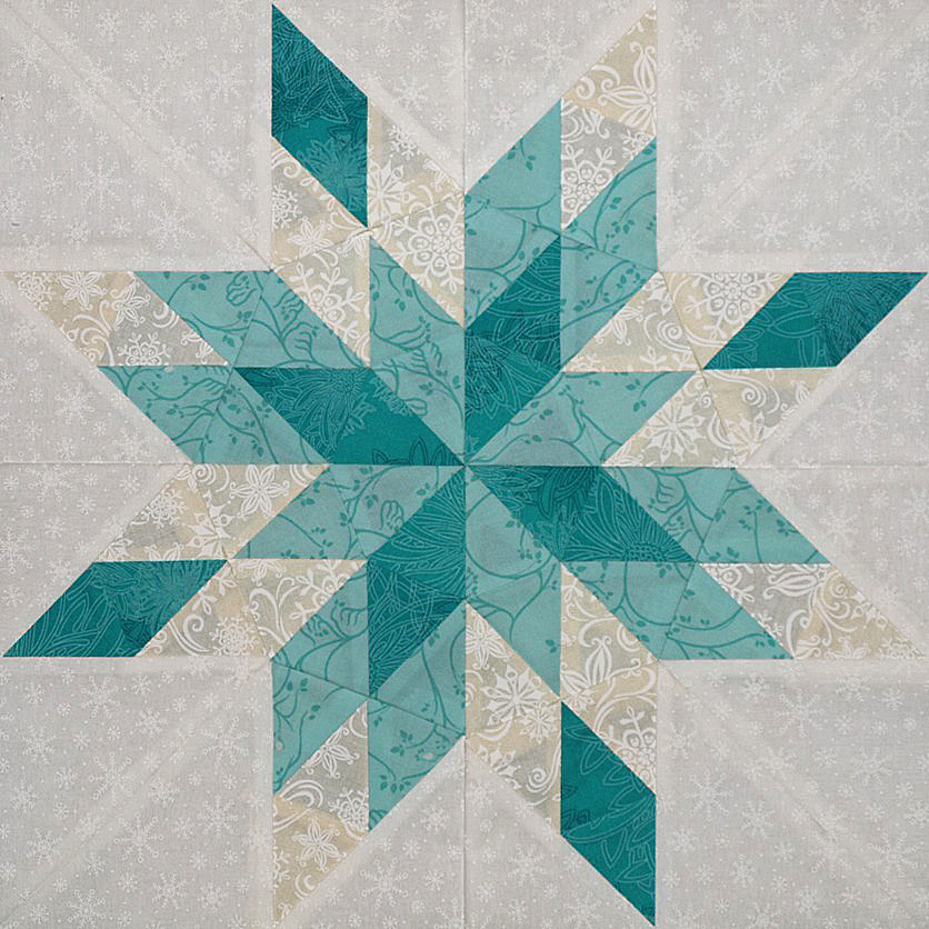 Sampaguita Quilts Snowflakes And Stars