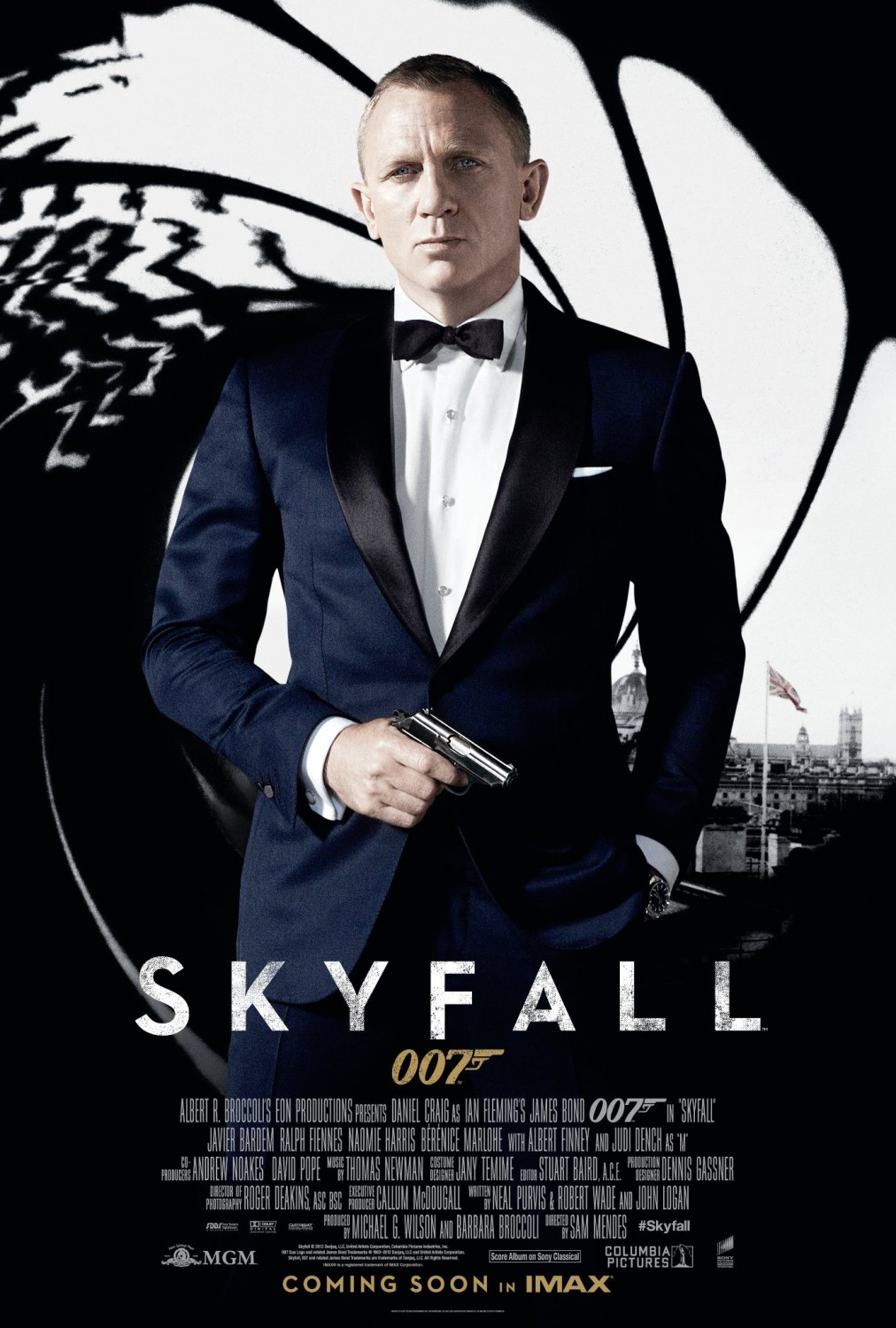 James Bond Skyfall | Teaser Trailer