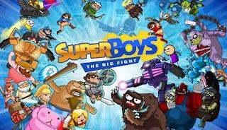 Super boys: The big fight