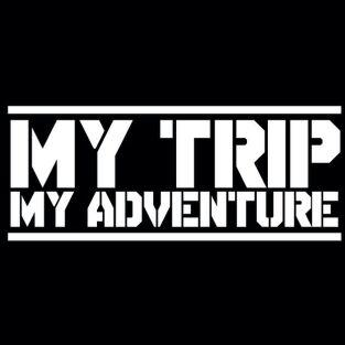 Font My Trip My Adventure