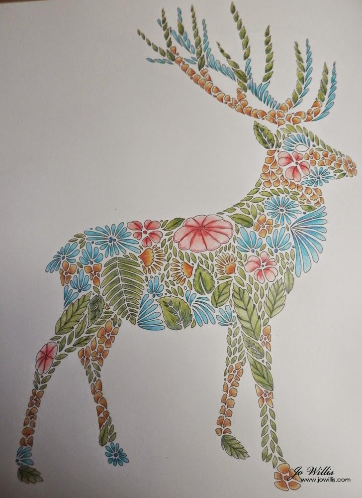 Tropical World Coloring Book Ideas