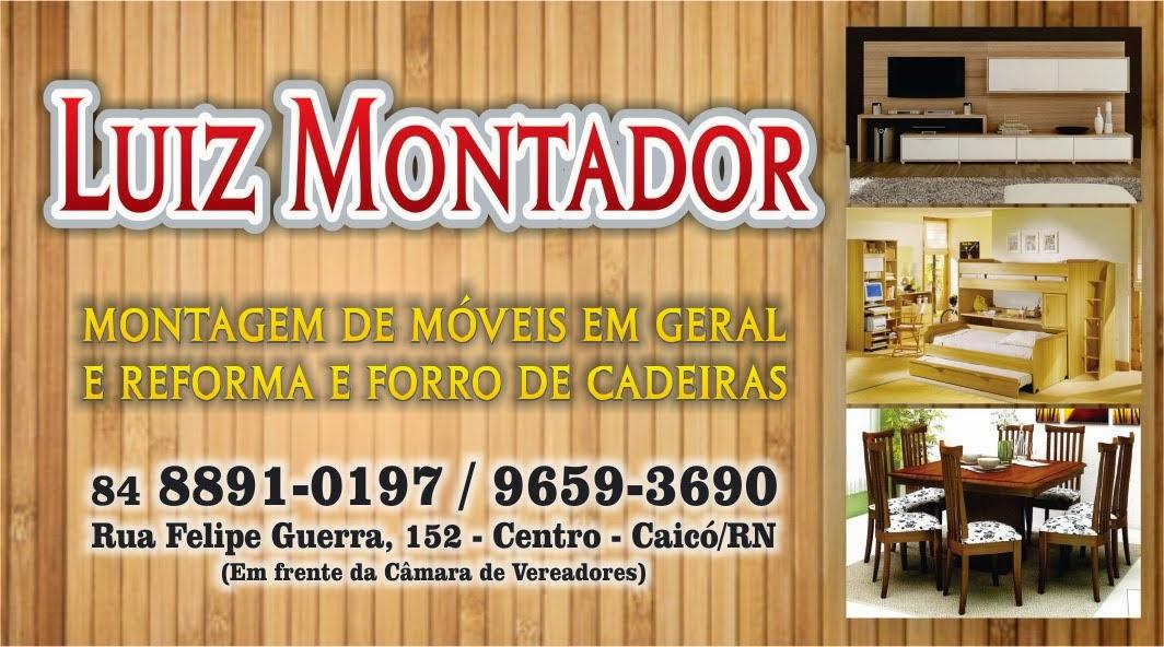 Luiz Montador!