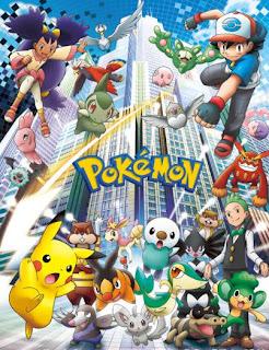 Hoạt Hình Pokemon Trọn bộ Pokemon Monsters