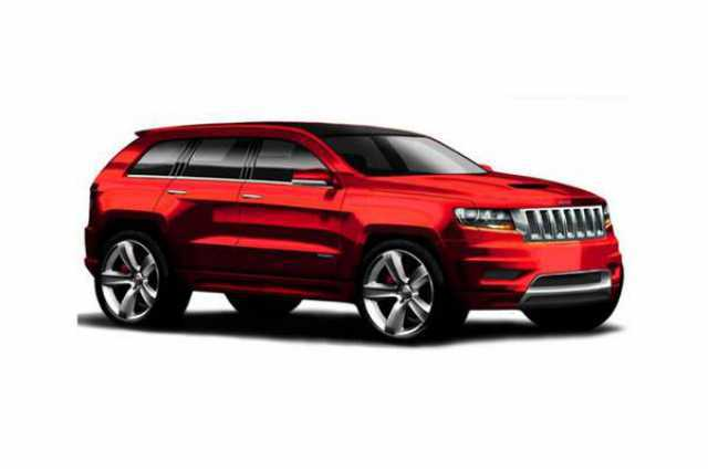 2018 Jeep Grand Wagoneer >> 2018 Jeep Grand Wagoneer Review Interior And Engine Specs The Auto