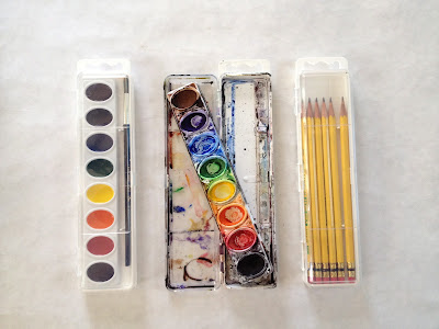rePURPOSING Things: Water Color Box