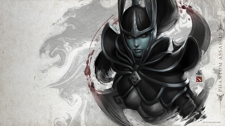 Mortred the Phantom Assassin DoTA 2