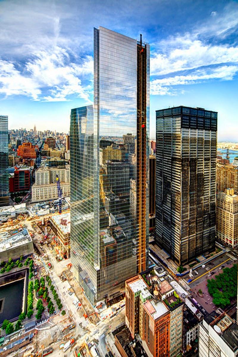 Tony Shi, Paisajes urbanos, Nueva York