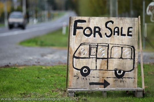 DIY Real Estate, Bus for sale on Pakowhai Rd, Pakowhai photograph