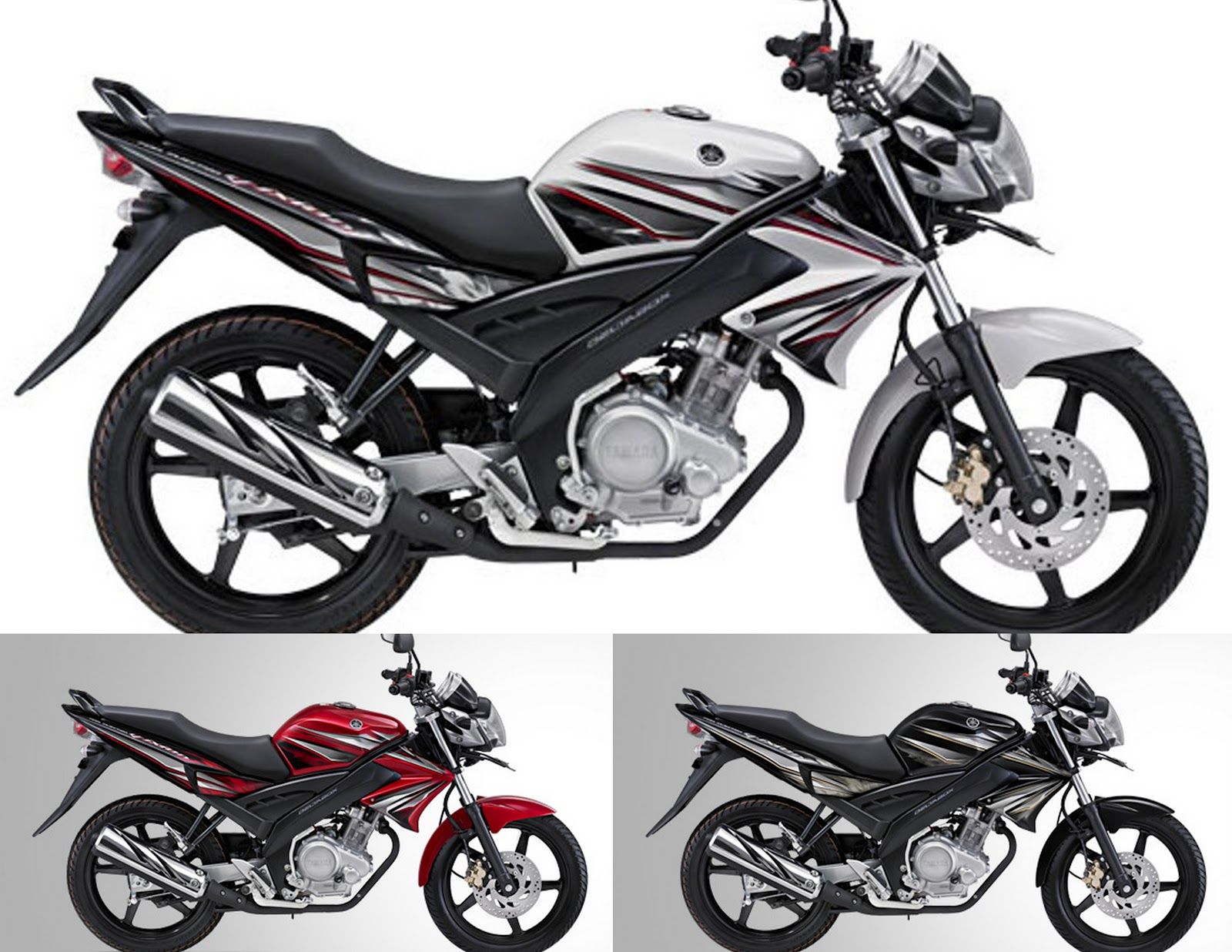 Kredit Motor Yamaha Jupiter Mx 2011