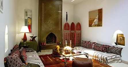 Bimago blog lo stile arabo nell 39 arredamento e nella - Blog decorazione interni ...