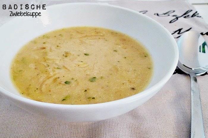 Badische Zwiebelsuppe