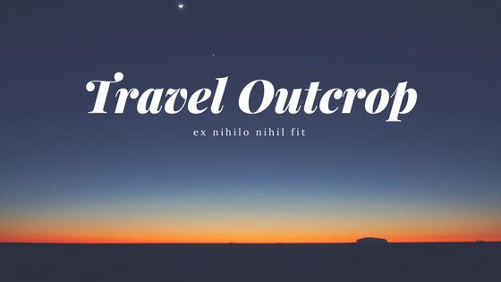 Travel Outcrop