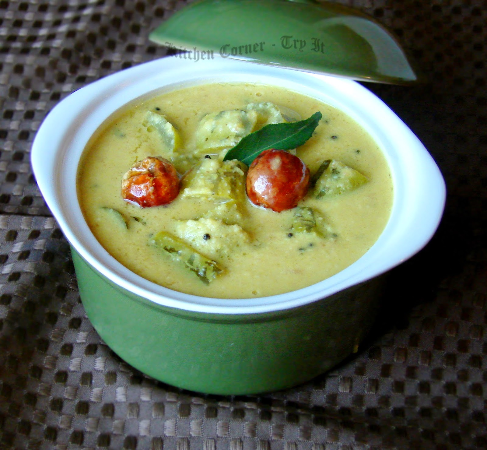 how to make dhal curry