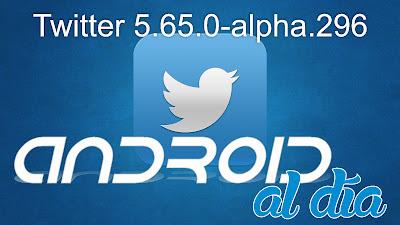 Twitter 5.65.0-alpha.296