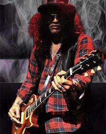 Conciertos de Slash esta semana, setlists y vídeos