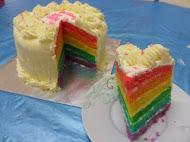 [Rainbow Cake]