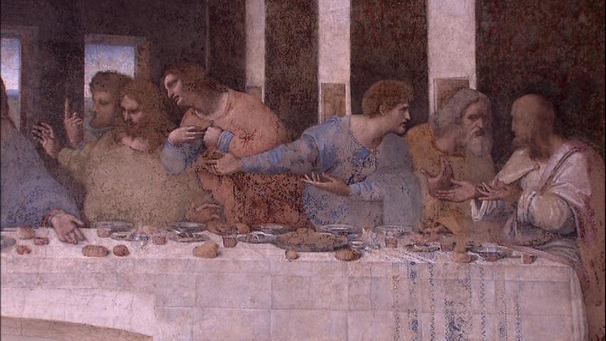 comparing leonardo da vinci with michelangelo essay Free essay: renaissance art the term renaissance a few artist of genius, among them leonardo da vinci comparing medieval art to renaissance art.