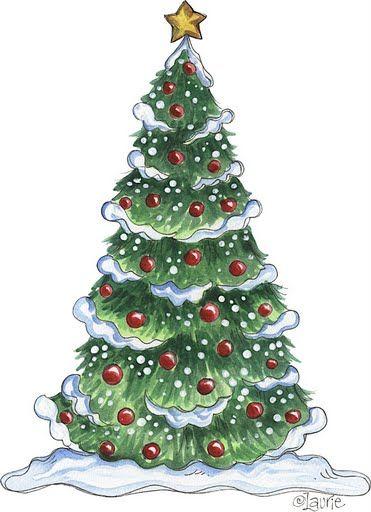 Dibujos arboles navidad para imprimir imagenes y dibujos for Dibujo arbol navidad