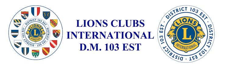 Lions Clubs District Est